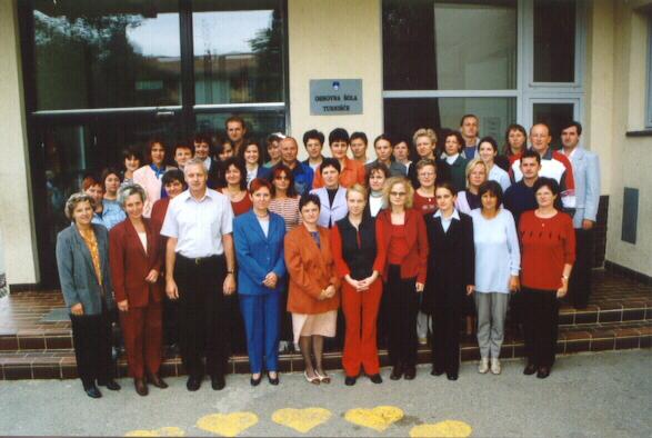 Zgodovina šole (zaposleni)