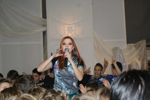 2012 Nastop Tanje Žagar