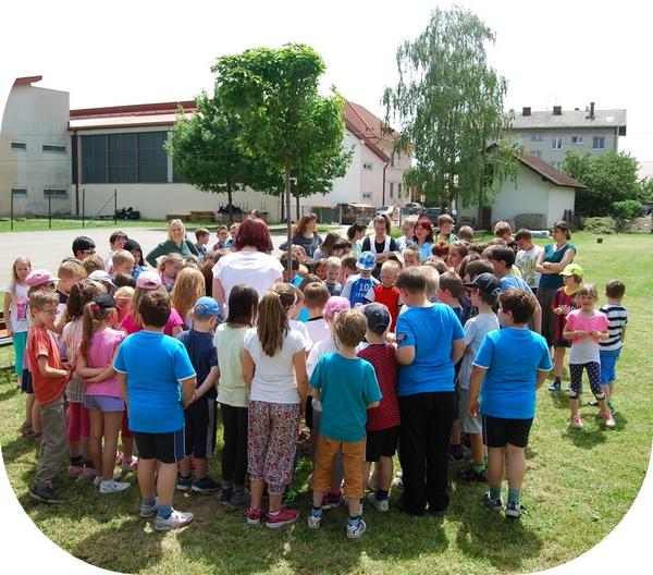 2014 Srečanje z učenci OPB OŠ Odranci