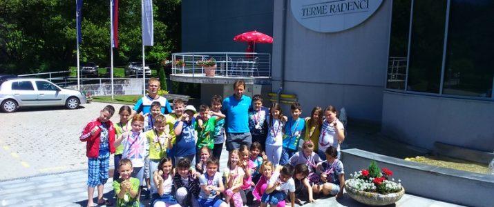 Plavalni tečaj učencev 3. razreda