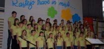 15. letni koncert zborov OŠ Turnišče